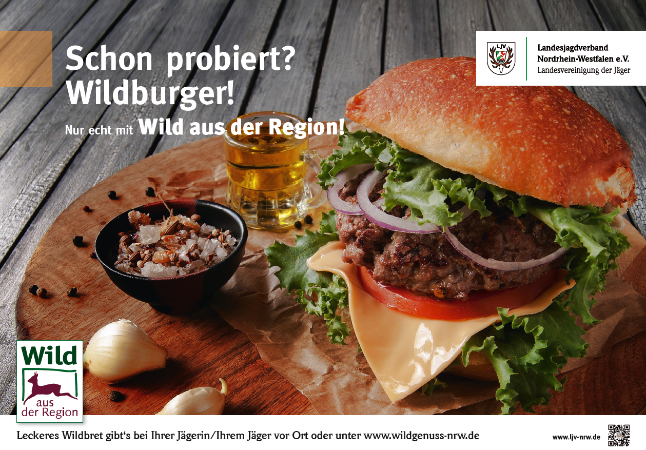 Plakat - Wildburger